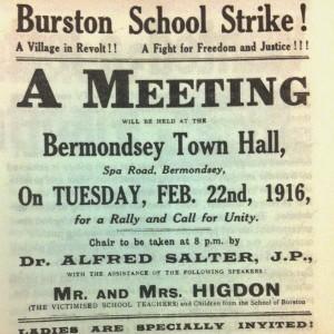 Burslem_School_Strike_1916_Rally_poster2-600x600