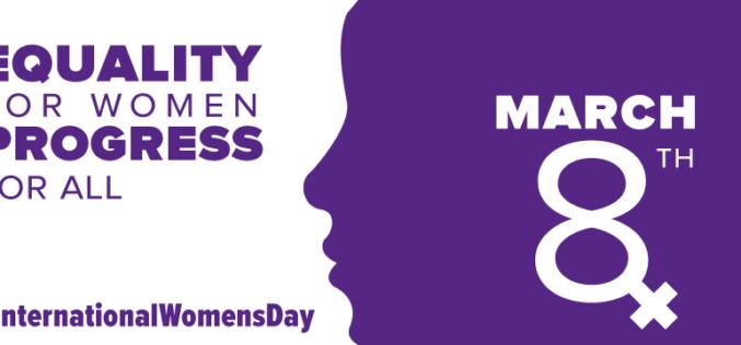 8 Μαρτίου – Παγκόσμια ημέρα των γυναικών