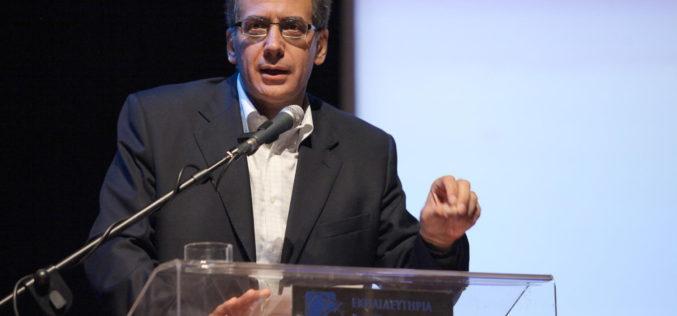 Υποψήφιος για την θέση του Προέδρου του ΔΣ του Ελληνικού Ιδρύματος Πολιτισμού ο συνάδελφος Νίκος Κούκης