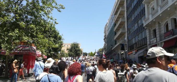 Η τοποθέτηση  της Γ.Γ του ΣΙΕΛ Κ. Ζαμαρία στο χθεσινό πανεκπαιδευτικό συλλαλητήριο